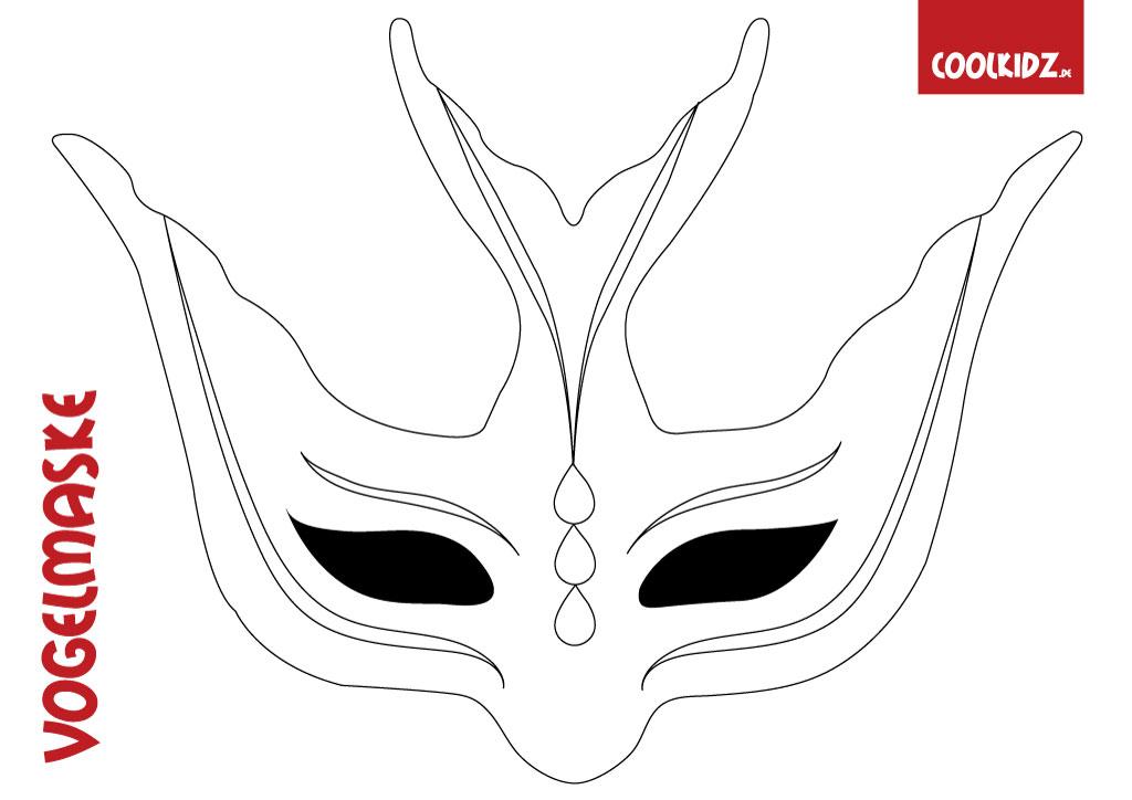 Kindermasken basteln | Coolkidz.de