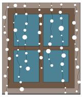schneeflocken basteln schnee f rs fenster basteln schnee zu weihnachten auf. Black Bedroom Furniture Sets. Home Design Ideas