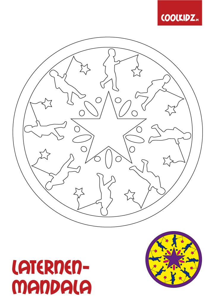 Mandala St Martin Mandala Malen Sankt Martins Mandala Auf