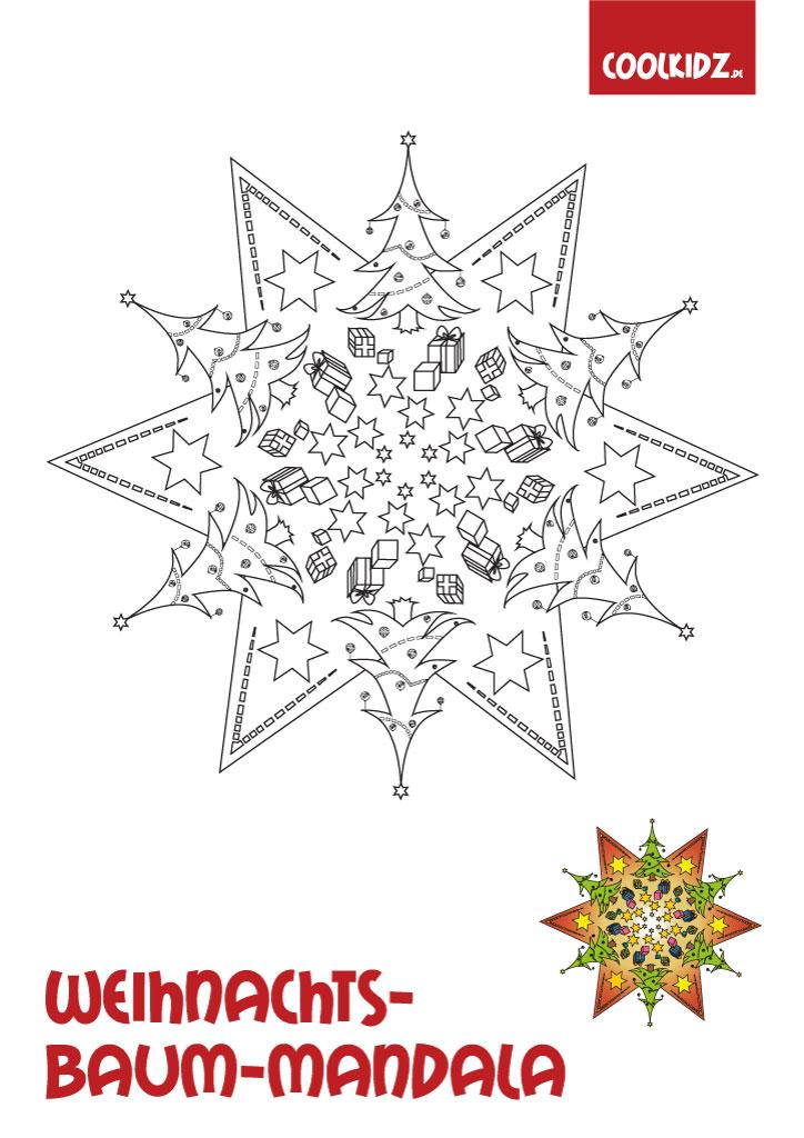 34 mandala weihnachten tannenbaum  besten bilder von